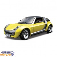 1:18 BB Машина SMART ROADSTER COUPE металл. ( Игрушки, Bburago )