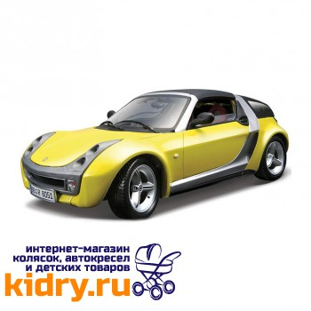 1:18 BB Машина SMART ROADSTER COUPE металл.