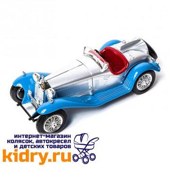 1:18 BB Машина ALFA R. 8C 2300 SPIDER TOURING металл.