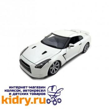 1:18 BB Машина NISSAN GT-R металл.
