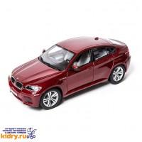 1:18 BB Машина BMW X6 M металл.