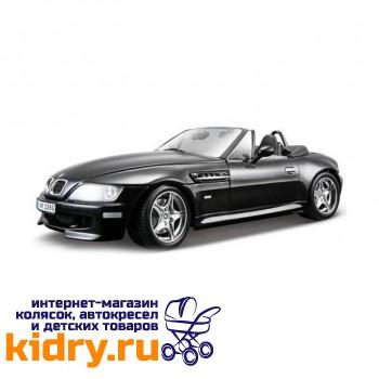 1:18 BB Машина СБОРКА BMW M ROADSTER металл. в закрытой упаковке