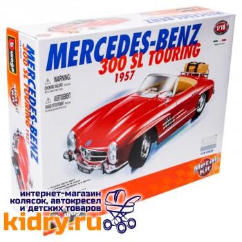 1:18 BB Машина СБОРКА MERCEDES-BENZ 300 SL TOURING металл. в закрытой упаковке