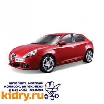 1:24 BB Машина Alfa Romeo Giulietta металл.