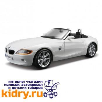 1:24 BB Машина BMW Z4 металл.