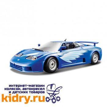 1:24 BB Машина Bugatti EB 110