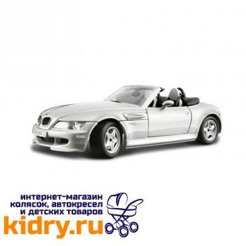 1:24 BB Машина BMW M roadster металл.
