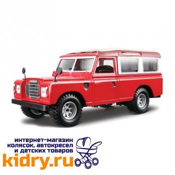 1:24 BB Машина Land Rover металл.