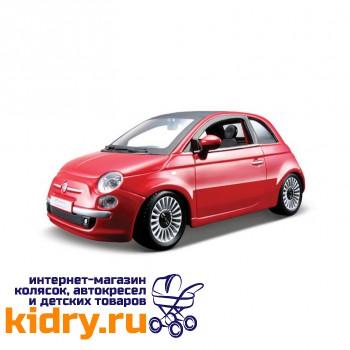 1:24 BB Машина Fiat 500 металл.