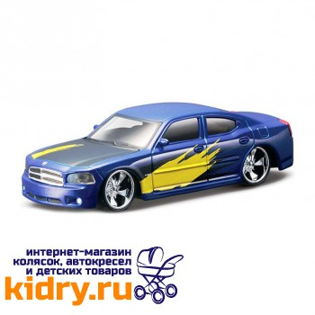1:43 BB Машина Dodge Charger R/T металл.