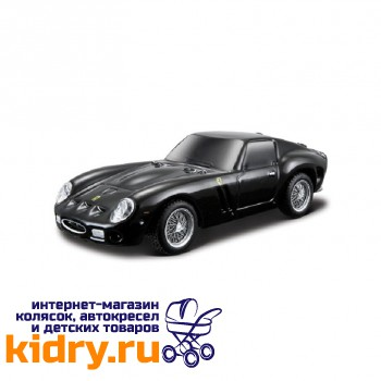 1:43 FER Машина FER. 250 GTO металл. со свет. и звук. с аксессуар. на хедере