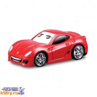 FER. KIDS Машина FER. 599 GTB Fiorano металл. с аксессуар.(коробка с окошком)
