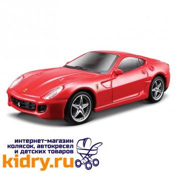 1:43 FER Машина СБОРКА FER. 599 GTB Fiorano HGTE металл.