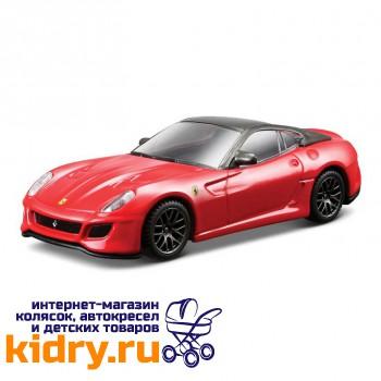 1:43 FER Машина СБОРКА FER. 599 GTO металл.