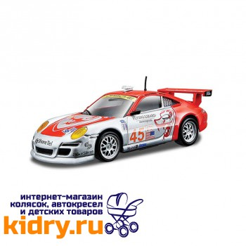 1:43 BB Машина Ралли Porsche 911 GT3 RSR металл.