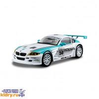 1:43 BB Машина Ралли BMW Z4 M Coupe металл.