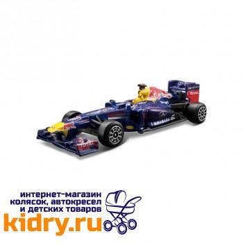 1:32 BB Машина ФОРМУЛА-1 Команда 2012 Red Bull D-C RB9 металл. в картонной упаковке