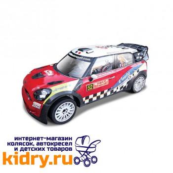 1:32 BB Машина РАЛЛИ WRC MINI Countryman WRC металл. в пластиковом диспенсере