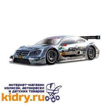 1:32 BB Машина РАЛЛИ DTM-Mercedes AMG C-Coupe металл. в пластиковом диспенсере