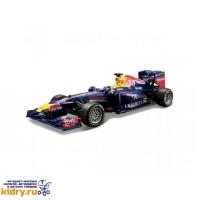 1:32 BB Машина ФОРМУЛА-1 Команда 2012 Red Bull D-C RB9 металл. в пластиковом диспенсере