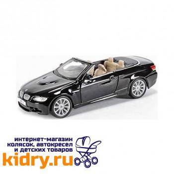 1:32 BB Машина BMW M3 CABRIOLET металл. в пластиковом диспенсере