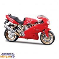 1:18 BB Мотоцикл Ducati Supersport 900 металл.