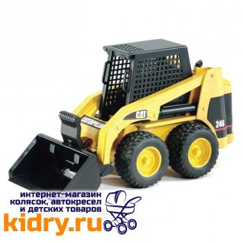 Мини Погрузчик колёсный CAT с ковшом