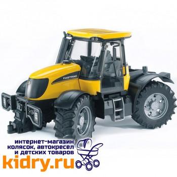 Трактор JCB Fastrac 3220