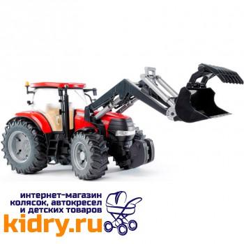 Трактор Case CVX 230 с погрузчиком