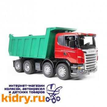 Самосвал Scania (подходит модуль со звуком и светом H)