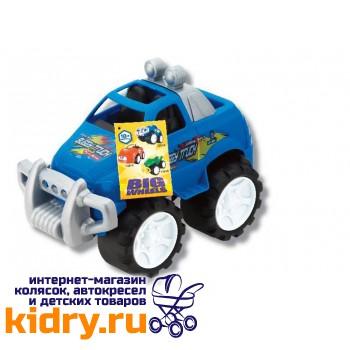 Машинка Воротилы синяя