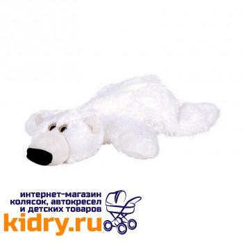 Мишка полярный Снежок, 40 см