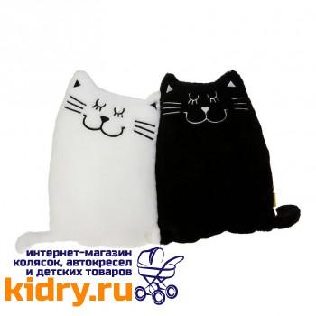 Подушка котики Инь и Янь, 40*30 см