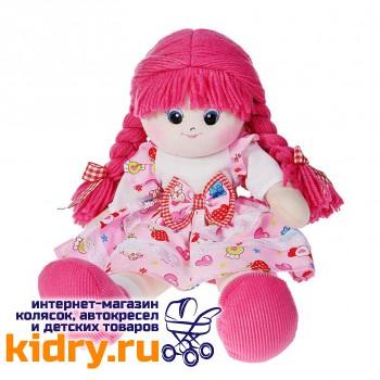Кукла Малинка с двумя косичками, 60 см