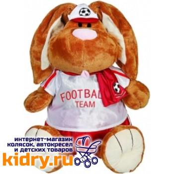 Кролик Коричневый Футболист сидячий 56 см