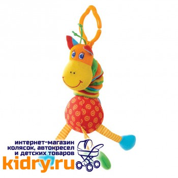 Развивающий игрушка Жираф (вибрирует)