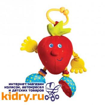 Развивающая игрушка клубничка Салли, серия Друзья фрукты