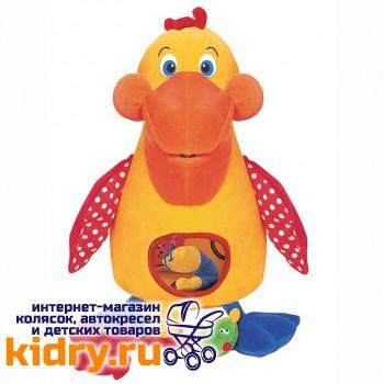 Голодный пеликан с игрушками (карт. упаковка)