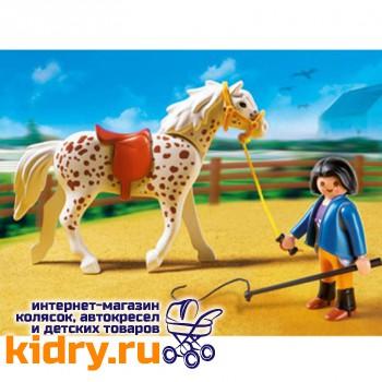 Конный клуб: Кнабструбская лошадь со стойлом