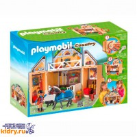 Возьми с собой Конюшня ( Игрушки, Playmobil )