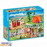 Каникулы: Большой кемпинг ( Игрушки, Playmobil )