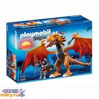 Азиатский дракон: Огненный дракон ( Игрушки, Playmobil )