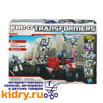 KRE-O TRA CYCLE CHASE