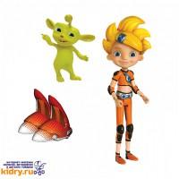 Игровой набор с Алисой Селезнёвой, Пупером и Балунами Алиса знает, что делать! ( Игрушки, Герои и серии, Алиса знает, что делать!