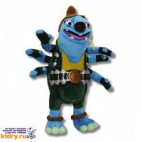 Мягкая игрушка Громозека Алиса знает, что делать! ( Игрушки, Герои и серии, Алиса знает, что делать!