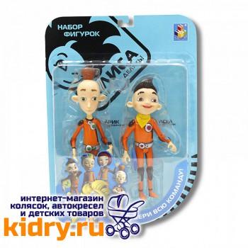 Набор из 2 игрушек: Арик Сапожков и Лёха Тетерин «Алиса знает, что делать!»