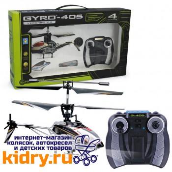 Вертолёт с гироскопом GYRO-405 - 4 канала