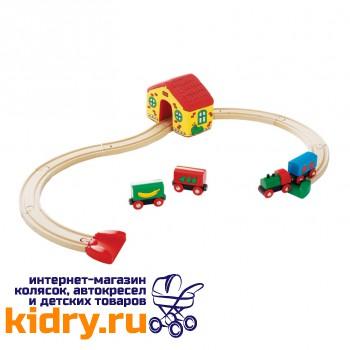 «Моя первая железная дорога» BRIO (15 элементов)